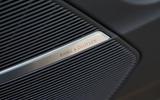 Audi Q8 50 TDI Quattro S Line 2018 road test review - speakers