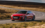 Audi RS7 Sportback 2020 road test review - on the road