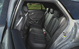 Audi SQ2 2019 road test review - rear seats