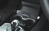 BMW 1 Series 118i 2019 road test review - USB port