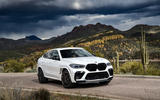 BMW X6 M Competition 2020 road test review - static
