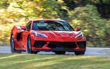 Corvette Stingray C8 2019 road test review - on the road