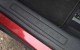 23 Ford Mustang Mach e 2021 RT kick plates