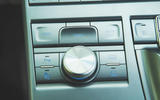 Hyundai Nexo 2019 road test review - drive mode buttons