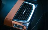 Jaguar E-Pace review air vents