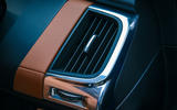 Jaguar E-Pace review air vents