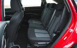 23 Kia Sorento 2021 road test review middle row seats