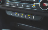 Kia Xceed 2019 road test review - heated seats