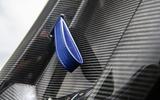 Lamborghini Aventador SVJ 2019 road test review - door pulls
