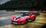 Lotus 3-Eleven 430 review static front