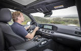 Mercedes-Benz GLE 2018 review - Greg Kable driving