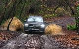 Mercedes-Benz GLS 2020 road test review - off-road