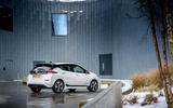 Nissan Leaf 2018 UK review hero static
