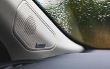 Renault Captur 2020 road test review - speakers