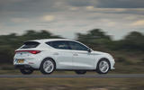 Seat Leon 2020 road test review - on the road side
