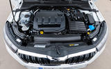 Skoda Kamiq 2019 road test review - engine