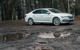 Skoda Superb iV 2020 road test review - static