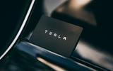 Tesla Model 3 road test - key card