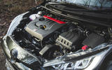 23 Toyota GR Yaris 2021 UK road test review engine