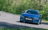 23 Volkswagen Arteon Shooting Brake 2021 RT cornering