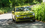 Volkswagen Golf 2020 road test review - on the road front