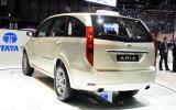 Tata reveals UK plans