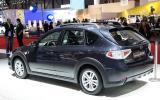 Geneva motor show: Subaru Impreza XV