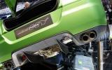 Ferrari 599 hybrid revealed