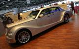Bufori Geneva saloon launched