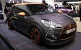 Geneva motor show: Citroen DS3 Racing