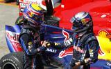 Vettel scoops victory in Brazil