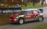 WRC shock: Mini drops Meeke