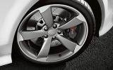 Audi TT RS 2.5 Coupe alloy wheels