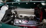 Allard J2X Mk2 engine bay