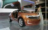 Beijing's gullwinged 'Ford Puma'