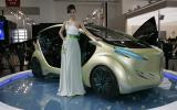 Beijing's gullwinged 'Ford Puma'