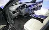 New VW Phaeton revealed