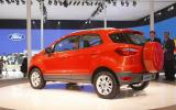 Beijing show: Ford Ecosport