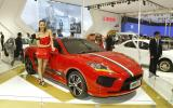 Beijing show: JAC Heyue SC coupe
