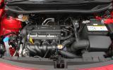 Kia Rio '2' petrol engine