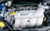 2.0-litre Renault Clio petrol engine