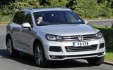 VW Touareg 4.2 V8 TDI Altitude