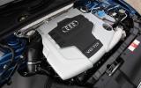 3.0-litre Audi A5 diesel engine
