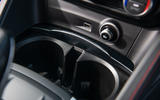 Alfa Romeo Stelvio Quadrifoglio 2019 road test review - USB