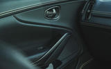 Aston Martin DBX 2020 road test review - door cards