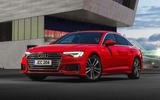 Audi A6 2019 road test review - static rear