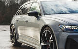 Audi RS6 Avant 2020 road test review - side
