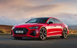 Audi RS7 Sportback 2020 road test review - static