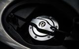 Bentley Flying Spur 2020 road test review - fuel cap