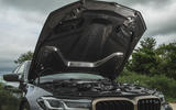 24 BMW M5 CS 2021 RT bonnet